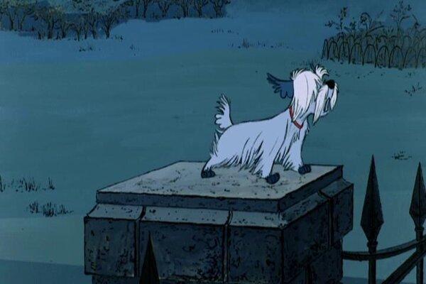 кадры и фото из фильма 101 далматинец