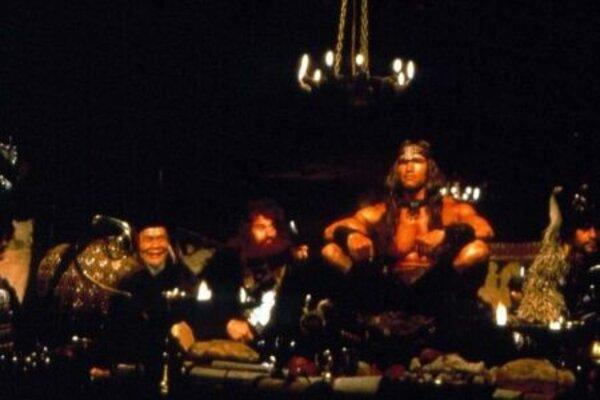 кадры и фото из фильма Конан-варвар
