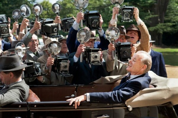 кадры и фото из фильма Гайд-Парк на Гудзоне