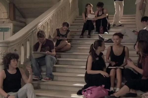 кадры и фото из фильма Питер. Лето. Любовь