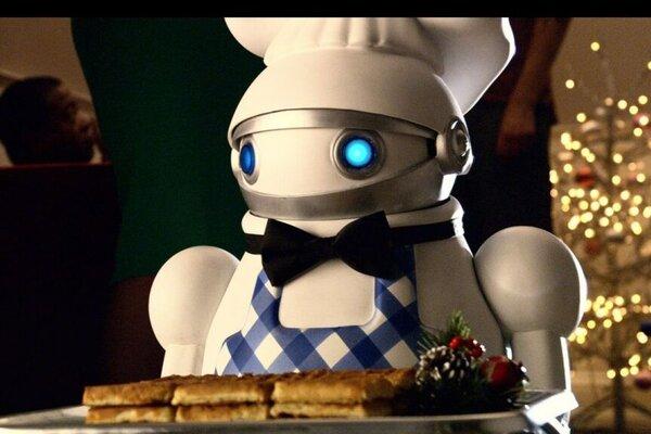 кадры и фото из фильма Убойное Рождество Гарольда и Кумара