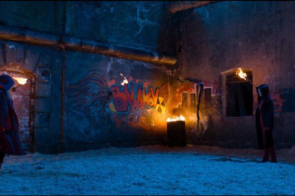 кадры и фото из фильма Реверберация