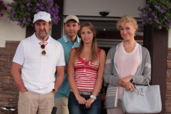 кадры и фото из фильма Моя безумная семья