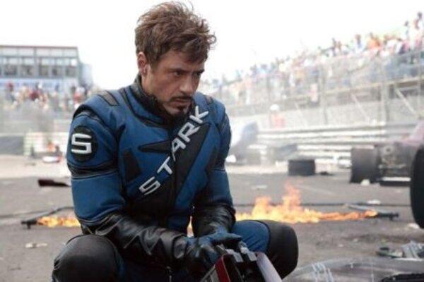кадры и фото из фильма Железный человек 2
