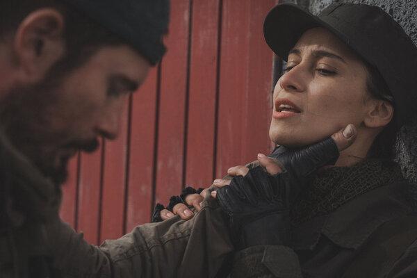кадры и фото из фильма Балканский рубеж