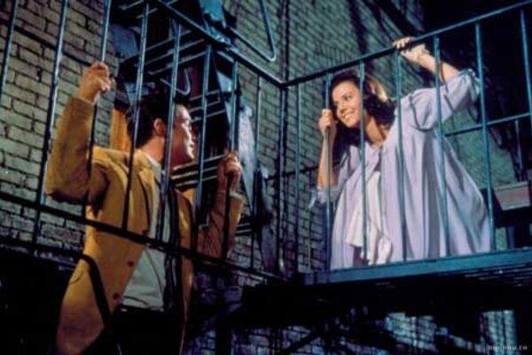 кадры и фото из фильма Вестсайдская история