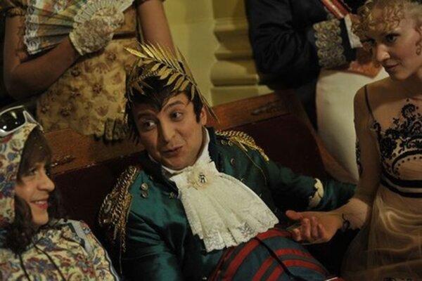 кадры и фото из фильма Ржевский против Наполеона 3D