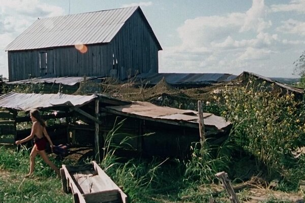 кадры и фото из фильма Техасская резня бензопилой