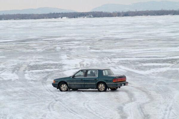 кадры и фото из фильма Замерзшая река