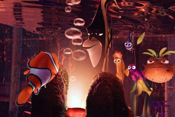 кадры и фото из фильма В поисках Немо