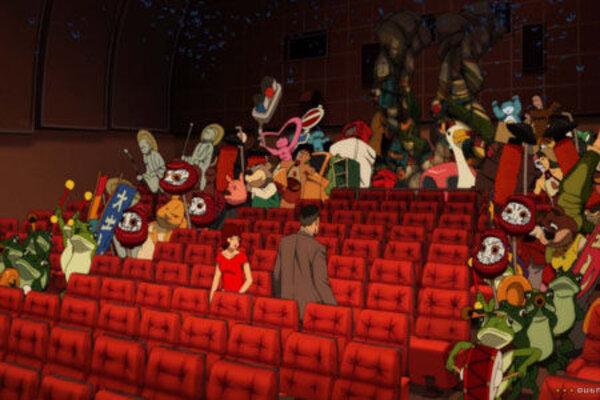 кадры и фото из фильма Паприка