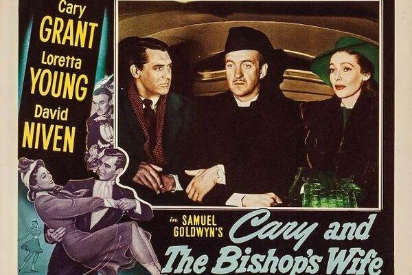 кадры и фото из фильма Жена епископа