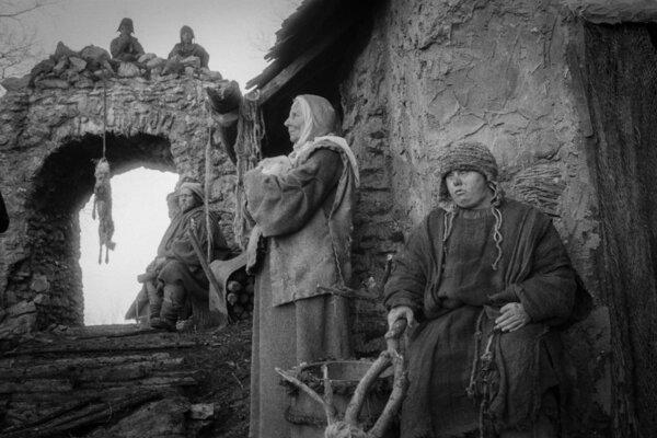 кадры и фото из фильма Трудно быть Богом