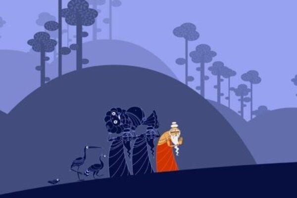 кадры и фото из фильма Сита поет блюз