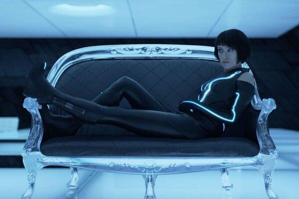 кадры и фото из фильма Трон: Наследие