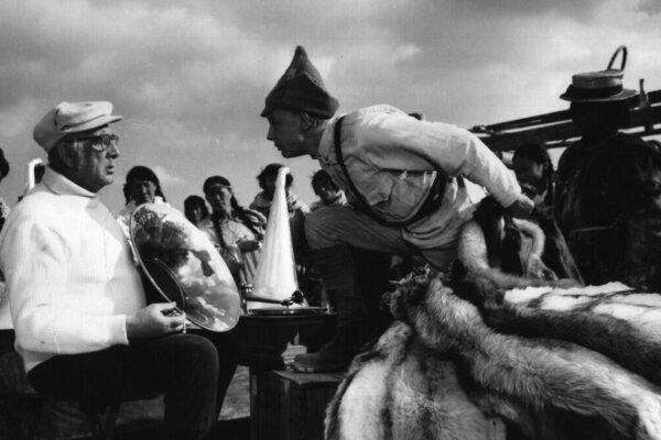 кадры и фото из фильма Начальник Чукотки
