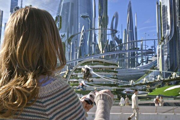 кадры и фото из фильма Земля будущего