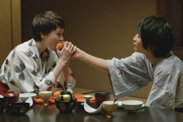 кадры и фото из фильма Токийская невеста
