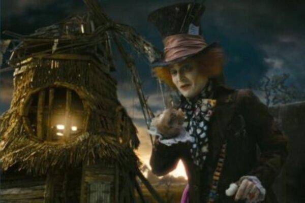 кадры и фото из фильма Алиса в стране чудес