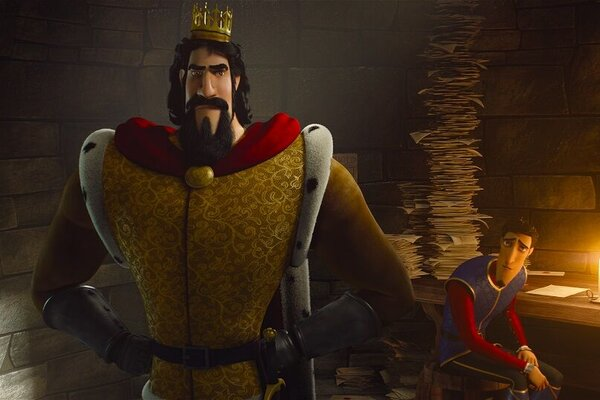 кадры и фото из фильма Распрекрасный принц