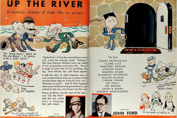 кадры и фото из фильма Вверх по реке