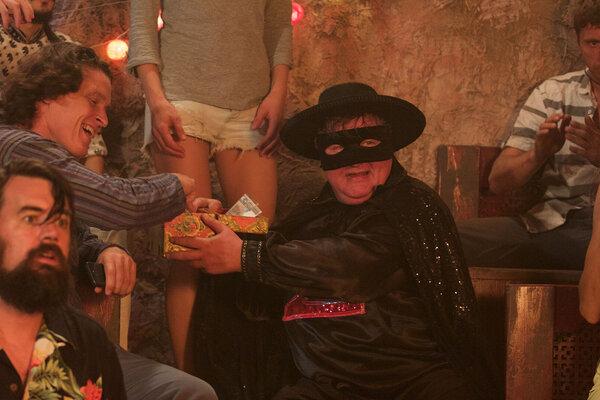 кадры и фото из фильма СуперБобровы: Народные мстители