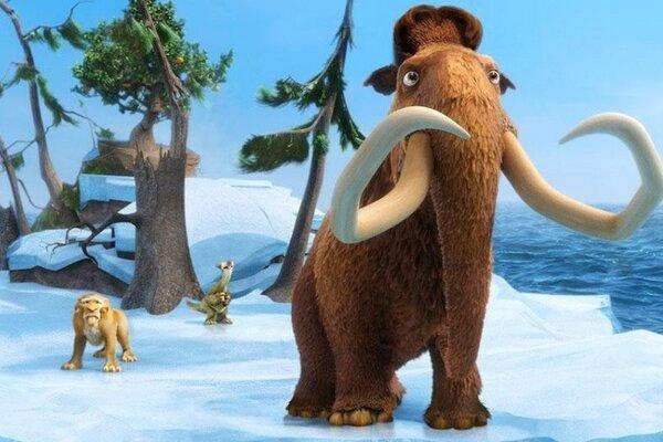 кадры и фото из фильма Ледниковый период 4: Континентальный дрейф IMAX 3D