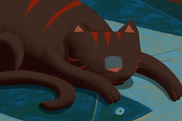 кадры и фото из фильма Кошачья жизнь