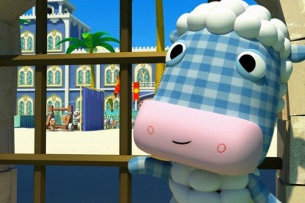 кадры и фото из фильма Любимчики 3D