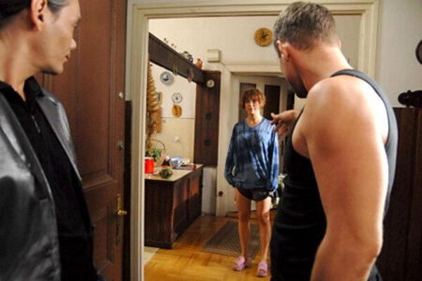 кадры и фото из фильма Почти девственница