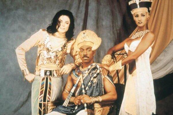кадры и фото из фильма Майкл Джексон: Альбом «HIStory» на киноплёнке