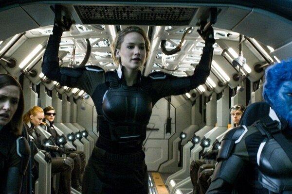 кадры и фото из фильма Люди Икс: Апокалипсис