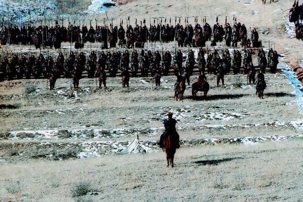 кадры и фото из фильма Полководцы