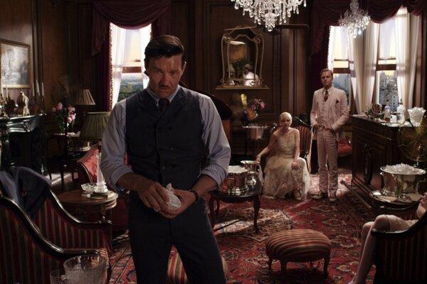 кадры и фото из фильма Великий Гэтсби 3D