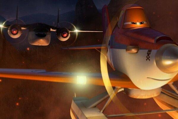 кадры и фото из фильма Самолеты: Огонь и вода