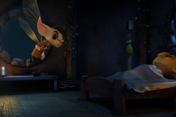 кадры и фото из фильма Приключения Пикси
