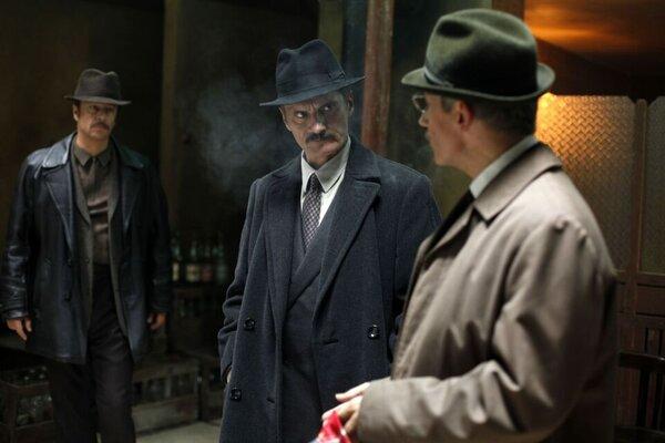 кадры и фото из фильма Вне закона