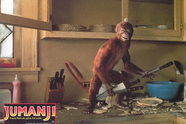 кадры и фото из фильма Джуманджи
