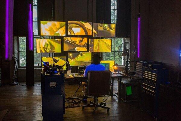 кадры и фото из фильма Искусственный интеллект. Доступ неограничен
