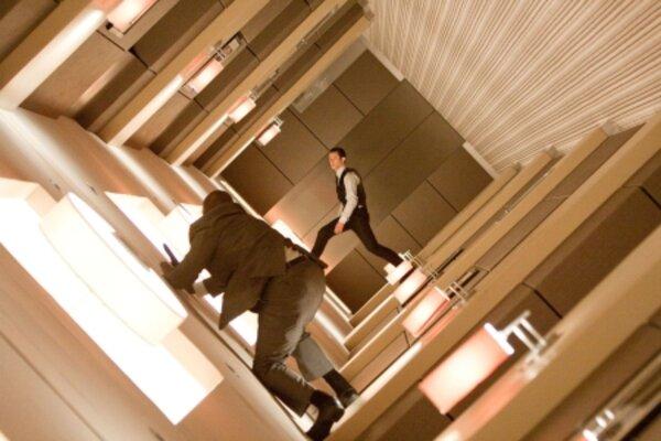 кадры и фото из фильма Начало IMAX