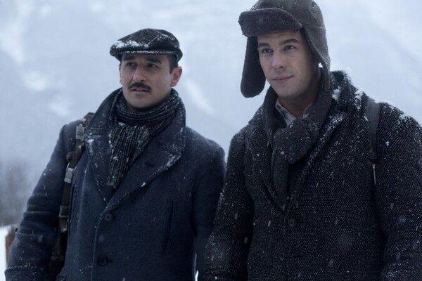 кадры и фото из фильма Пальмы в снегу