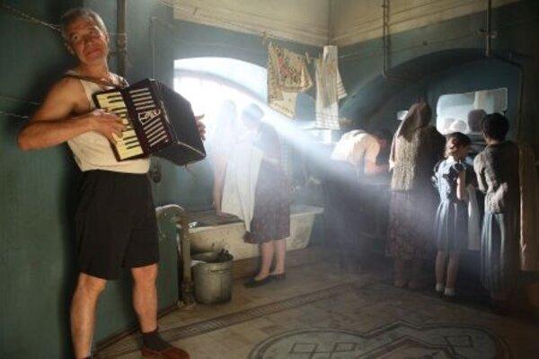 кадры и фото из фильма Стиляги