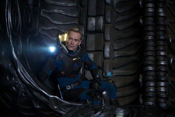 кадры и фото из фильма Прометей IMAX 3D
