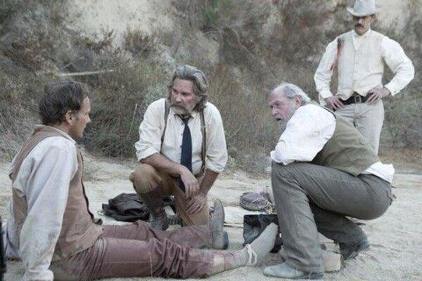 кадры и фото из фильма Костяной томагавк