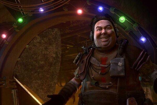 кадры и фото из фильма Тайна красной планеты 3D