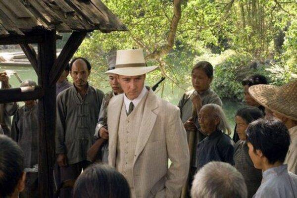 кадры и фото из фильма Разрисованная вуаль