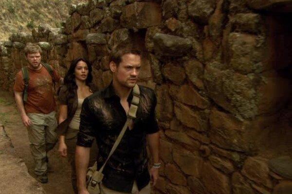 кадры и фото из фильма Эльдорадо: В поисках Храма Солнца
