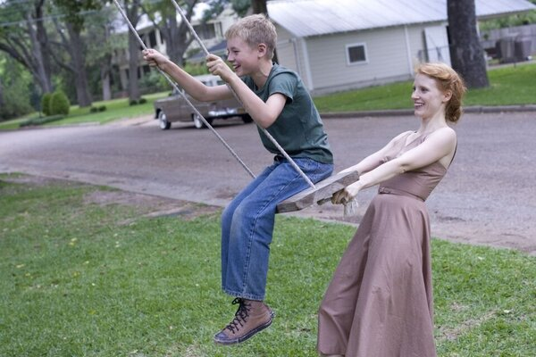 кадры и фото из фильма Древо жизни