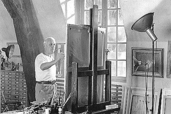 кадры и фото из фильма Прожить жизнь с Пикассо
