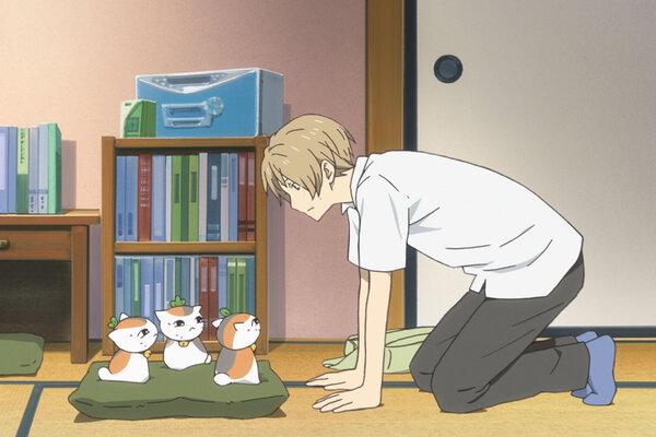 кадры и фото из фильма Тетрадь дружбы Нацумэ